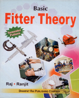 I.T.I. Books + Basic Fitter Theory (English) + Dhanpatrai Books