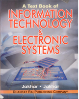 Electronic,Electrical&Tel. + Information Technology & Electronic Systems (English) + Dhanpatrai Books