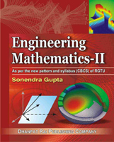 + Engineering Mathematics II + Dhanpatrai Books