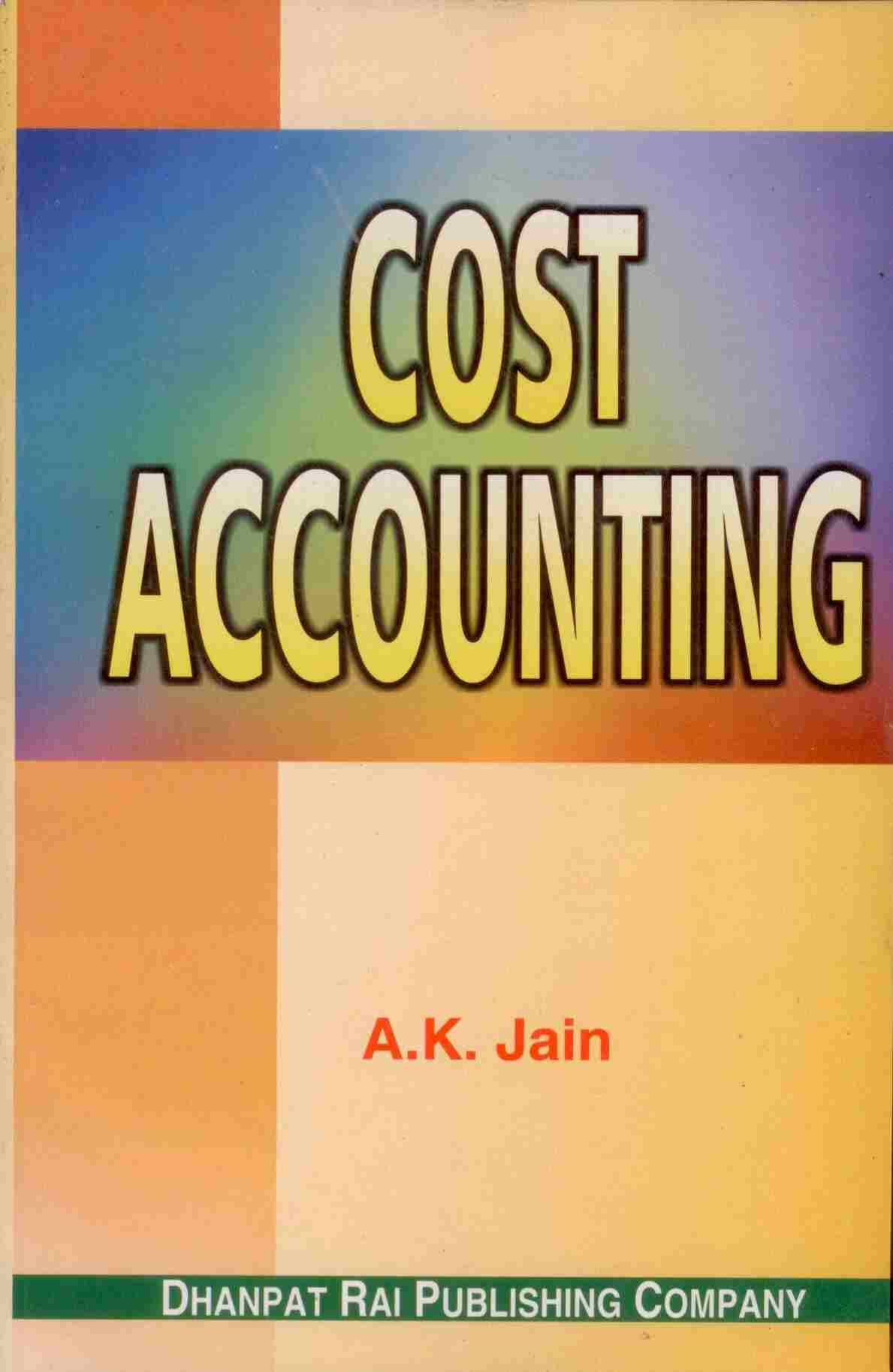 B.Com + Cost Account + Dhanpatrai Books