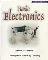 Electronic,Electrical&Tel. + Basic Electronics  + Dhanpatrai Books