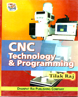 + CNC Technology & Programming + Dhanpatrai Books