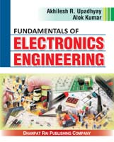 Electronic,Electrical&Tel. + Fundamentals of Electronics Engineering + Dhanpatrai Books