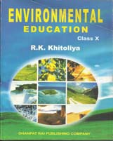 + Environmental Education-X + Dhanpatrai Books