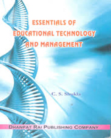 Educational Books + Essentials of Educational Technology & Management  + Dhanpatrai Books