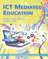 Educational Books + ICT Mediated Education + Dhanpatrai Books