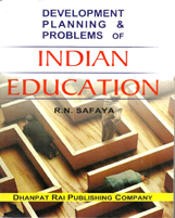 Educational Books + Development planning & Problems of Indian Education + Dhanpatrai Books