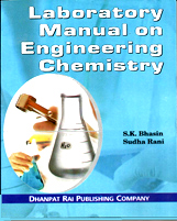 + Laboratory Manual on Engineering Chemistry + Dhanpatrai Books