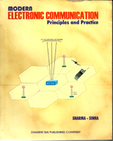 Electronic,Electrical&Tel. + Modern Electronics Communication Principles & Practice + Dhanpatrai Books