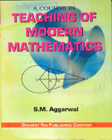 Educational Books + Teaching of Modern Mathematics + Dhanpatrai Books