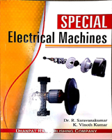 + Special Electrical Machines + Dhanpatrai Books