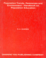 Educational Books + Population Trends, Resources, and Environment Handbook on Population + Dhanpatrai Books