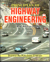+ Principles of Highway Engineering + Dhanpatrai Books