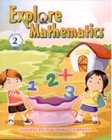 + Explore Mathematics + Dhanpatrai Books