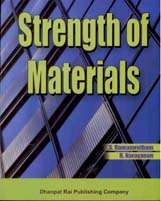 + Strength of Materials + Dhanpatrai Books
