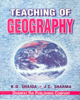 Educational Books + Teaching of Geography + Dhanpatrai Books