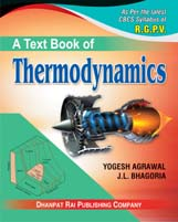 + Atb of Thermodynamics (RGPV) + Dhanpatrai Books