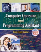 I.T.I. Books + Computer Operator and Programming Assistant (English) + Dhanpatrai Books
