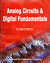 + Analog Circuits and Digital Fundamentals + Dhanpatrai Books