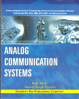 Electronic,Electrical&Tel. + Fundamental of Analog Communication System + Dhanpatrai Books