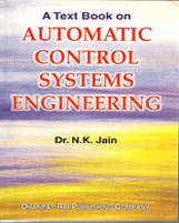+ Automatic Control System Engineering + Dhanpatrai Books