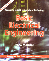 Electronic,Electrical&Tel. + Basic Electrical Engineering (W.B.) + Dhanpatrai Books