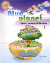 Class I + The Vibrant Blue Planet-1 + Dhanpatrai Books