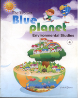 Class IV + The Vibrant Blue Planet-4 + Dhanpatrai Books