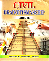 I.T.I. Books + Civil Draughtmanship (E) + Dhanpatrai Books