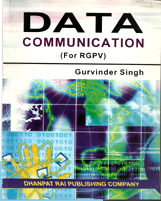 Electronic,Electrical&Tel. + Data Communications + Dhanpatrai Books