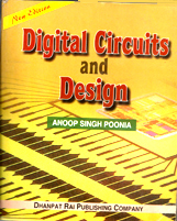 Electronic,Electrical&Tel. + Digital Circuits and Design + Dhanpatrai Books