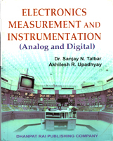 + Electronics Measurement and Instrumentation + Dhanpatrai Books