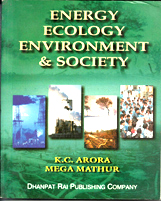 Mechanical Engineering + Energy Ecology Environment and Society  + Dhanpatrai Books