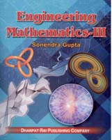 + Engineering Mathematics III + Dhanpatrai Books