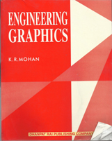 + Engineering Graphics + Dhanpatrai Books