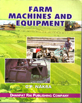 Mechanical Engineering + Farm Machines and Equipments + Dhanpatrai Books