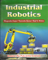 Mechanical Engineering + Industrial Robotics + Dhanpatrai Books