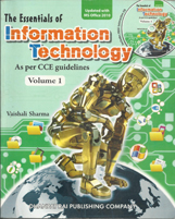 Class IX + The Essentials of Information Technology-IX + Dhanpatrai Books
