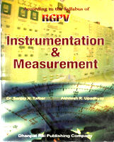 Mechanical Engineering + Instrumentation & Measurement + Dhanpatrai Books
