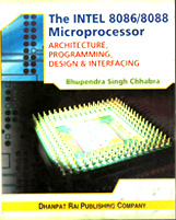 Computer Science + The Intel 8086/8088 Microprocessors Architecture, Programming + Dhanpatrai Books