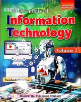 Class X + The Essentials of Information Technology-X + Dhanpatrai Books