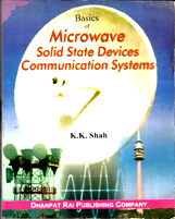 Electronic,Electrical&Tel. + Basic of Microwave Solid State Devices Communication System + Dhanpatrai Books