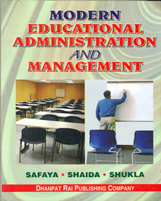 Educational Books + Modern Educational Administration and Management + Dhanpatrai Books
