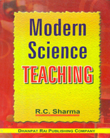 Educational Books + Modern Science Teaching + Dhanpatrai Books