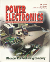 + Power Electronics + Dhanpatrai Books