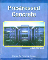 + Prestressed Concrete Structures  + Dhanpatrai Books