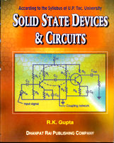 Electronic,Electrical&Tel. + Solid State Device & Circuit + Dhanpatrai Books