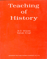 Educational Books + Teaching of History + Dhanpatrai Books