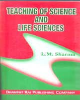 Educational Books + Teaching of Science and Life Science  + Dhanpatrai Books