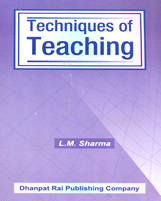 Educational Books + Techniques of Teaching  + Dhanpatrai Books